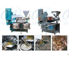 Top New Sunflower Oil Press Machine