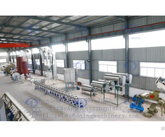 Description Of Cassava Starch Production Line
