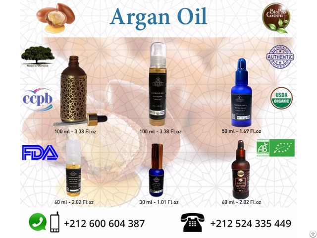 We Re One Of The Leading Pure Organic Argan Oil Manufacturers In Morocco