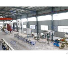 Description Of Cassava Starch Production Line