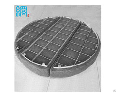 Knitted Wire Mesh Demister Pad Mist Eliminator