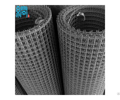 High Wear Resistance Pre Crimped Screens Mesh