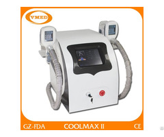 Membrane Cryolipolysis Cool Sculpting Machine 220v Input Voltage