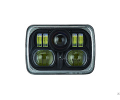 "5"" X 7"" Dual Beam Headlight N377s 78"