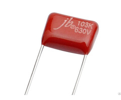 Jfl Metallized Polypropylene Film Capacitor