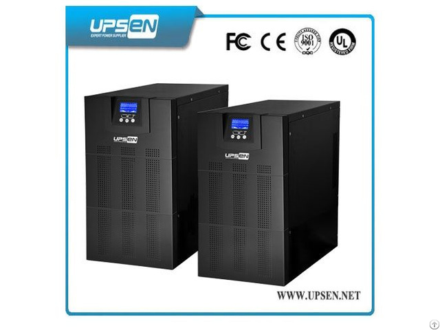 Double Conversion Online Ups For Network Rooms With Ce Approved