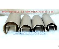 Stainless Steel Welded Ornamental Pipe And Tubing