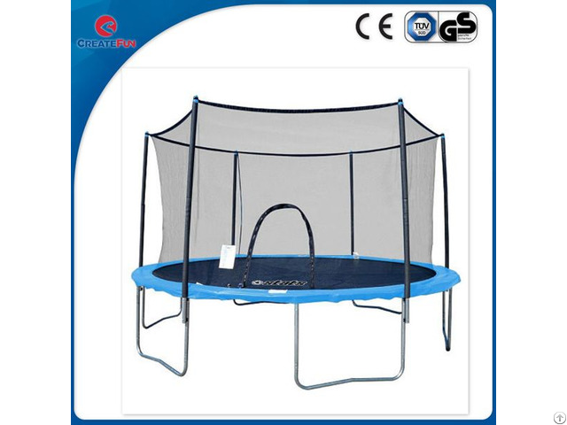 Createfun 12ft Big Round Trampoline For Adults