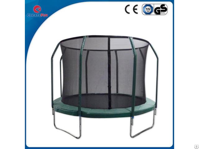Createfun 8ft Fiberglass Rod Trampoline Inner Net