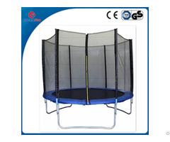 Createfun 8ft Large Kids Fiberglass Trampoline For Sale