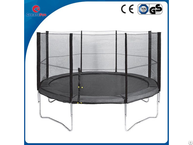 Createfun 12ft Big Bounce Trampoline Outdoor Bed