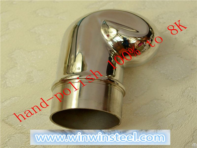 Stainless Steel Handrail End Cap And Cover
