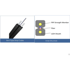 Ftth Drop Cable For Access Application