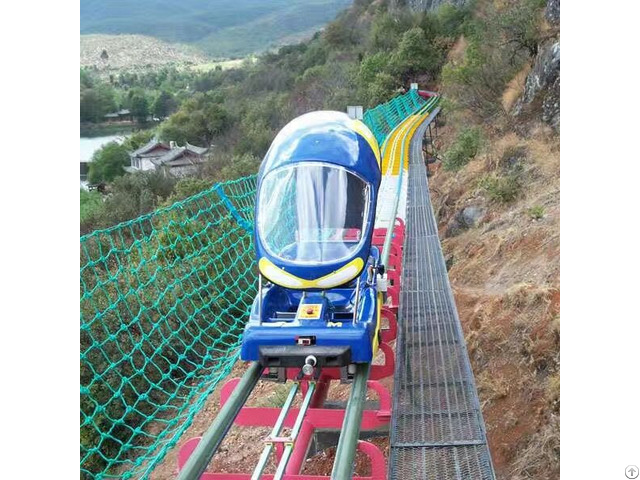 Alpine Mountain Coastesr Amusement Equipment Resort Ourdoor Playground