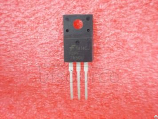 Utsource Electronic Components Fdpf7n50u