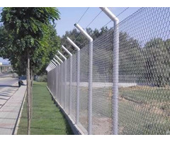 Anti Intruder Fence