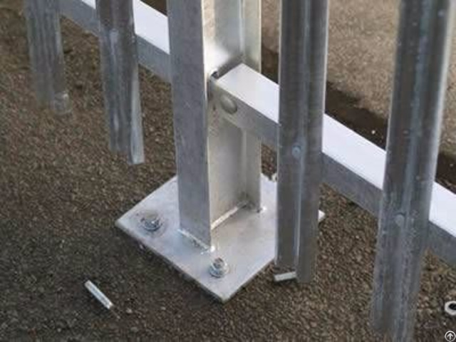 Palisade Fencepalisade Gates