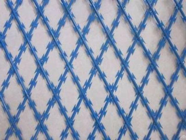 Straight Razor Wire
