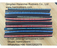 Din En856 4sp Wire Spiral Hydraulic Hose