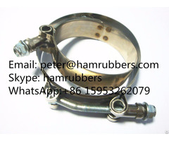 Stainless Steel T Bolt Clamp