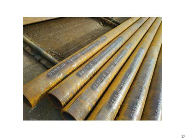 S355jr Seamless Pipes En10025 2 2004 Od 220mm