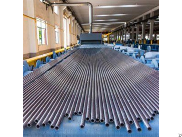 Astm A179 Alloy Pipes 25 4mm Od