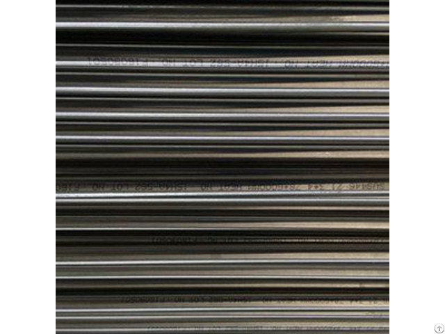 Pe Ends Stainless Steel Pipe A268 Uns S44600 1 2in 6m Sch 160