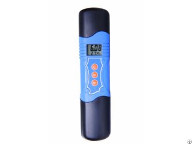 Kl 099 Waterproof Ph Orp Temperature Meter