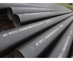Api 5l X52 Psl2 Carbon Steel Pipe 6 Meters 14 Inch