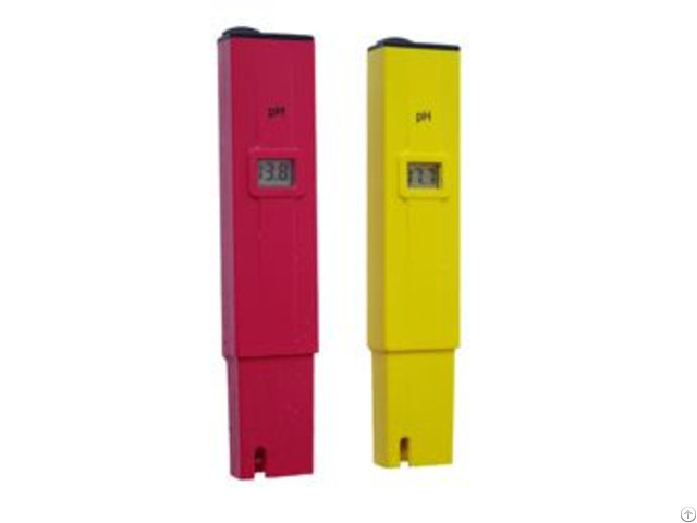 Kl 009 I Pocket Size Ph Meter