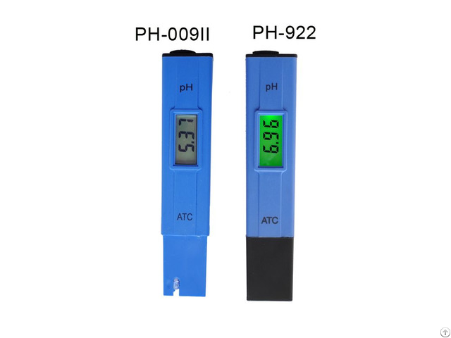 Kl 009 Ii High Accuracy Pen Type Ph Meter