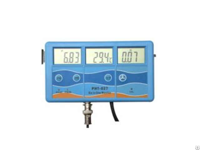 Kl 027 Six In One Multi Parameter Water Quality Monitor
