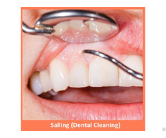 Salling Dental Cleaning