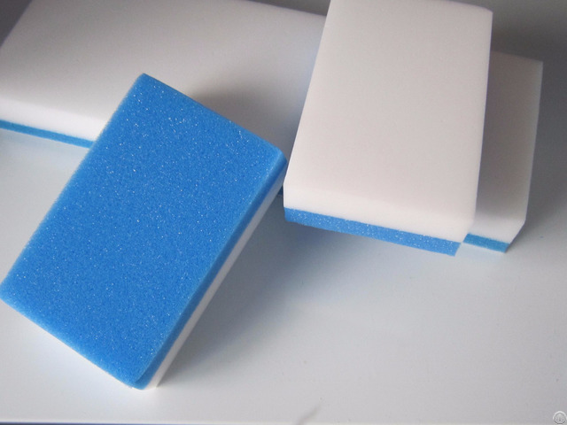 Cleaning Melamine Foam Magic Eraser Sponge