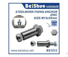 Expansion Blind Bolt For Structural Steel Tube