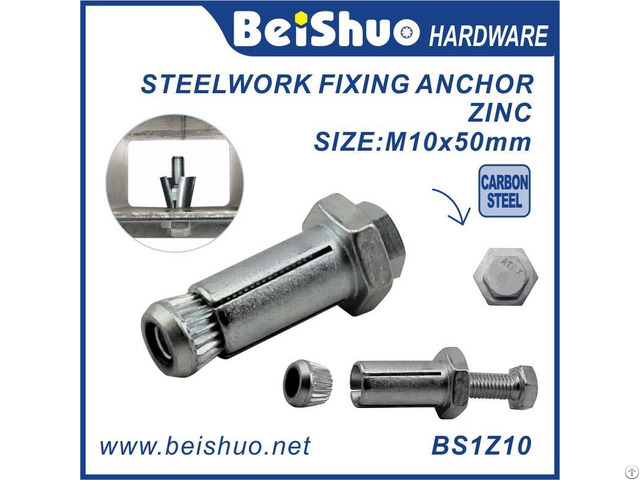 Carbon Steel Sleeve Anchors Expansion Screws Bolt
