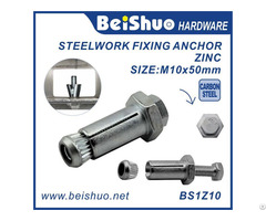 Carbon Steel Sleeve Anchors Expansion Screws Bolt