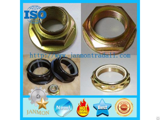 Hexagonal Tower Nut Hex Flanged Nuts