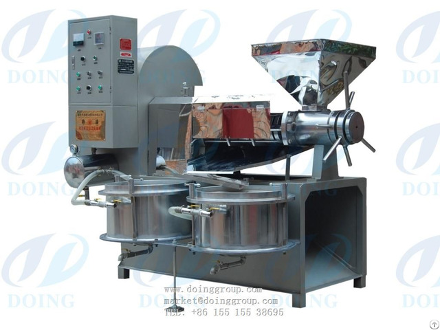 High Quality New Rapeseed Oil Press Machine