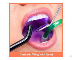 Cosmetic Filling With Laser