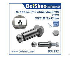 Expansion Blind Bolts For Hollow Structural Steel Sections