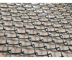 Chain Link Helideck Mesh