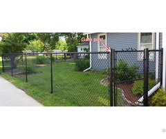 Residential Chain Link Fence Post