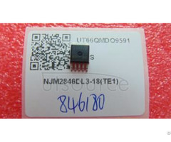 Utsource Electronic Components Njm2846dl3 18