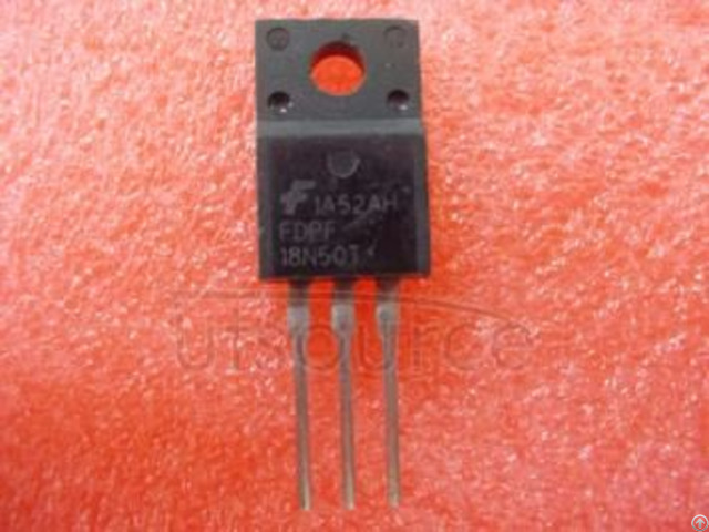 Utsource Electronic Components Fdpf18n50t