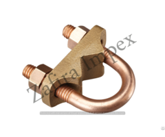 Brass Earthing Components