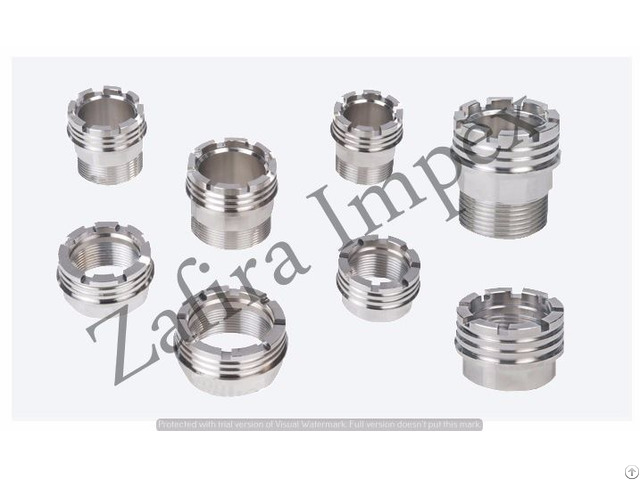 Brass Inserts For Cpvc And Ppr Pipe Fittings
