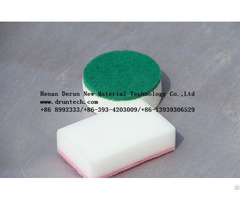 Household Cleaning Products Melamine Foam