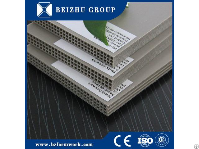 Building Material Formwork Panel