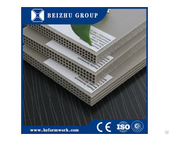 Building Material Waterproof Formwork